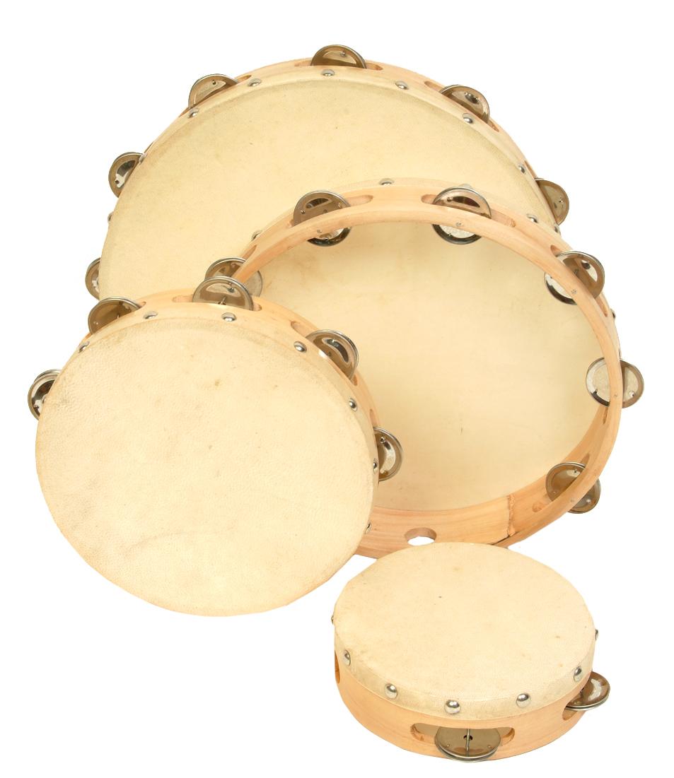 Schellen-Tambourin - Tamburin